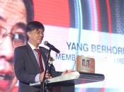 Opening speech by Dato Chua Tian Chang