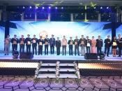 Awardees of YES Brand Award 2016